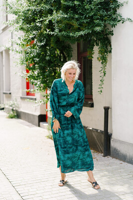 Dress Corina Green