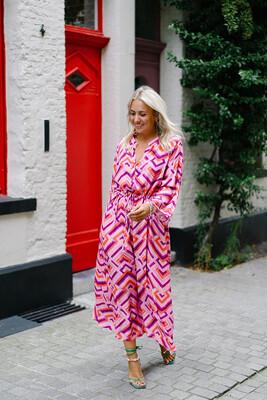 Dress Corina Pink