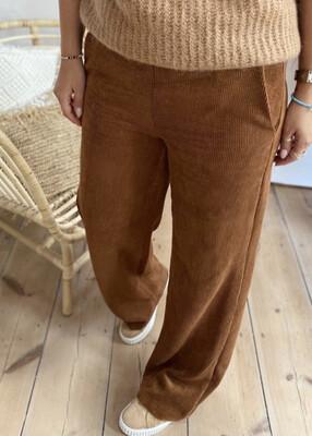 Pants Lydia Camel