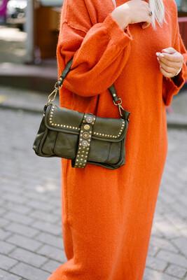 Handbag Lottie Khaki