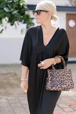 Handbag Leopard mini