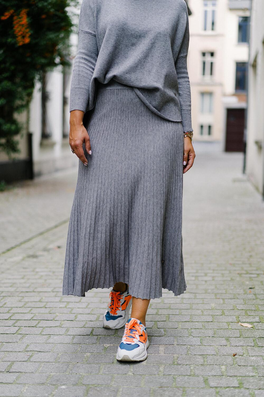 skirt Zesta grey