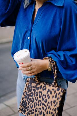 blouse Emma blue