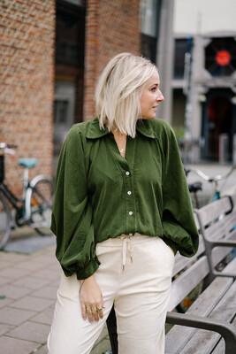 blouse Emma khaki