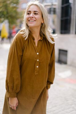 dress Erdoroy camel