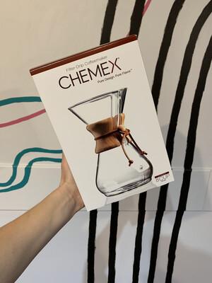 Chemex Classic 8-cup Brewer