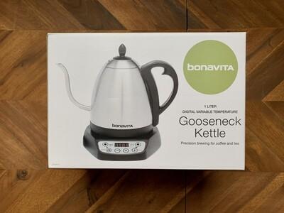 Bonavita Variable Temperature 1.0L Gooseneck Kettle