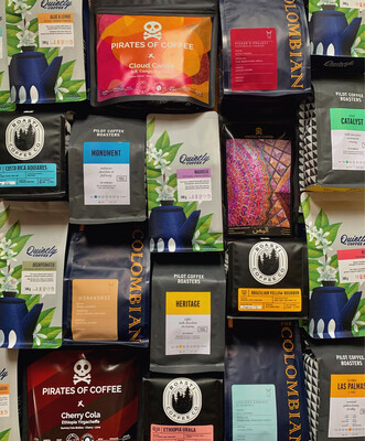 3-month Coffee Subscription
