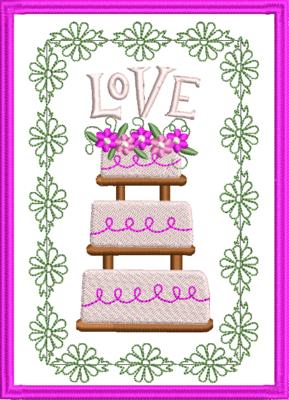Applicatie love kaart