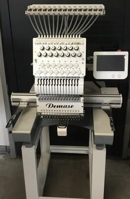 Demase pro enkelkops 15 naalds borduurmachine