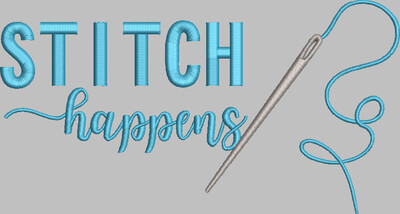 Stitch Happens tekst