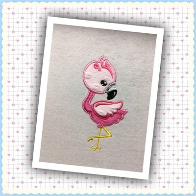 flamingo applicatie