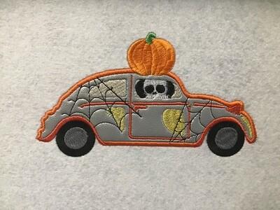 Halloween Beetle applicatie