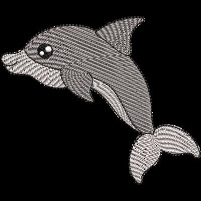 Dolfijn (evt met mylar)