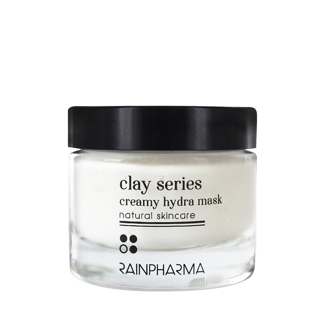 Clay Series - Creamy Hydra Mask 50ml