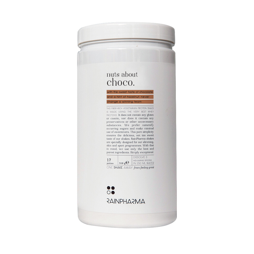 Nuts about Choco 510g