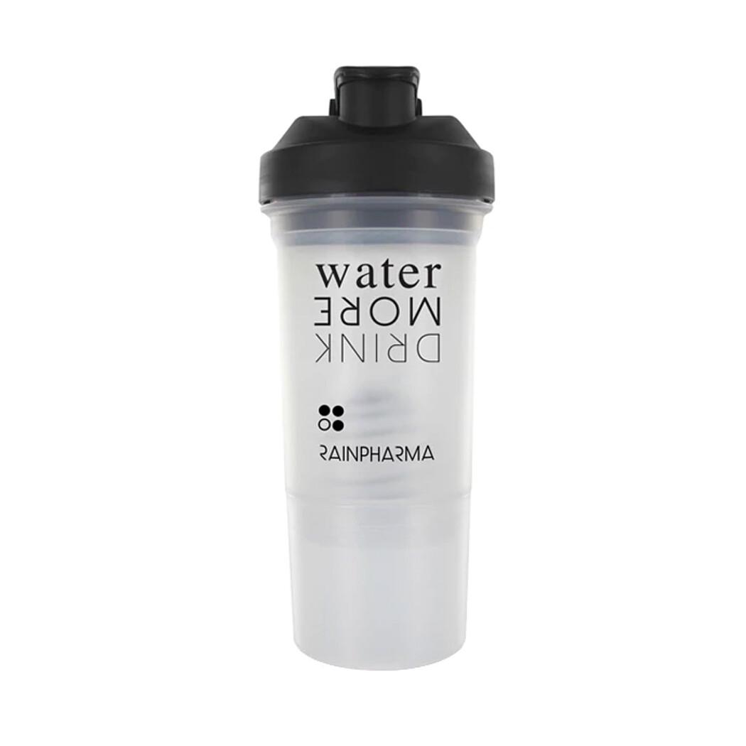 RainPharma Shaker Drink More Water 350ml