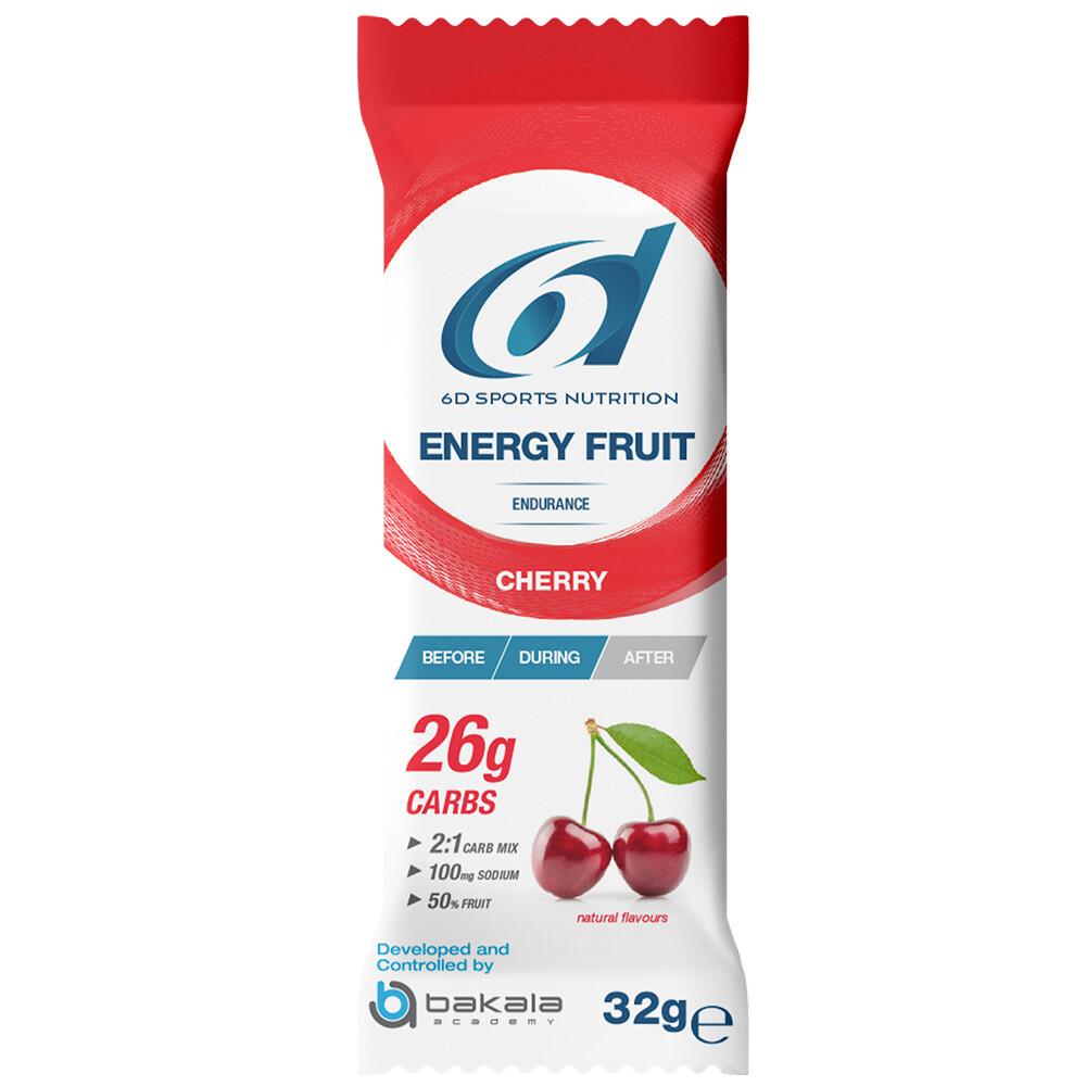 ENERGY FRUIT CHERRY (6 stuks)