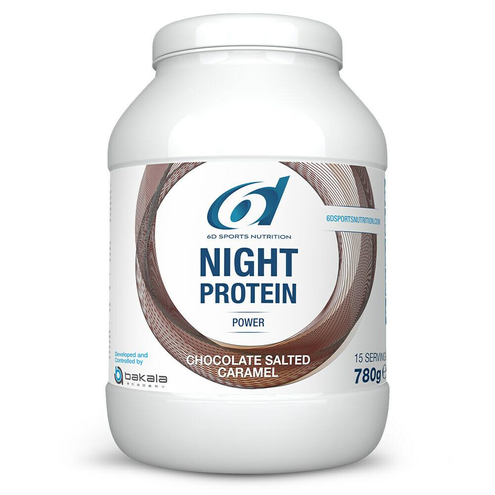 NIGHT PROTEIN CHOCOLATE SALTED CARAMEL