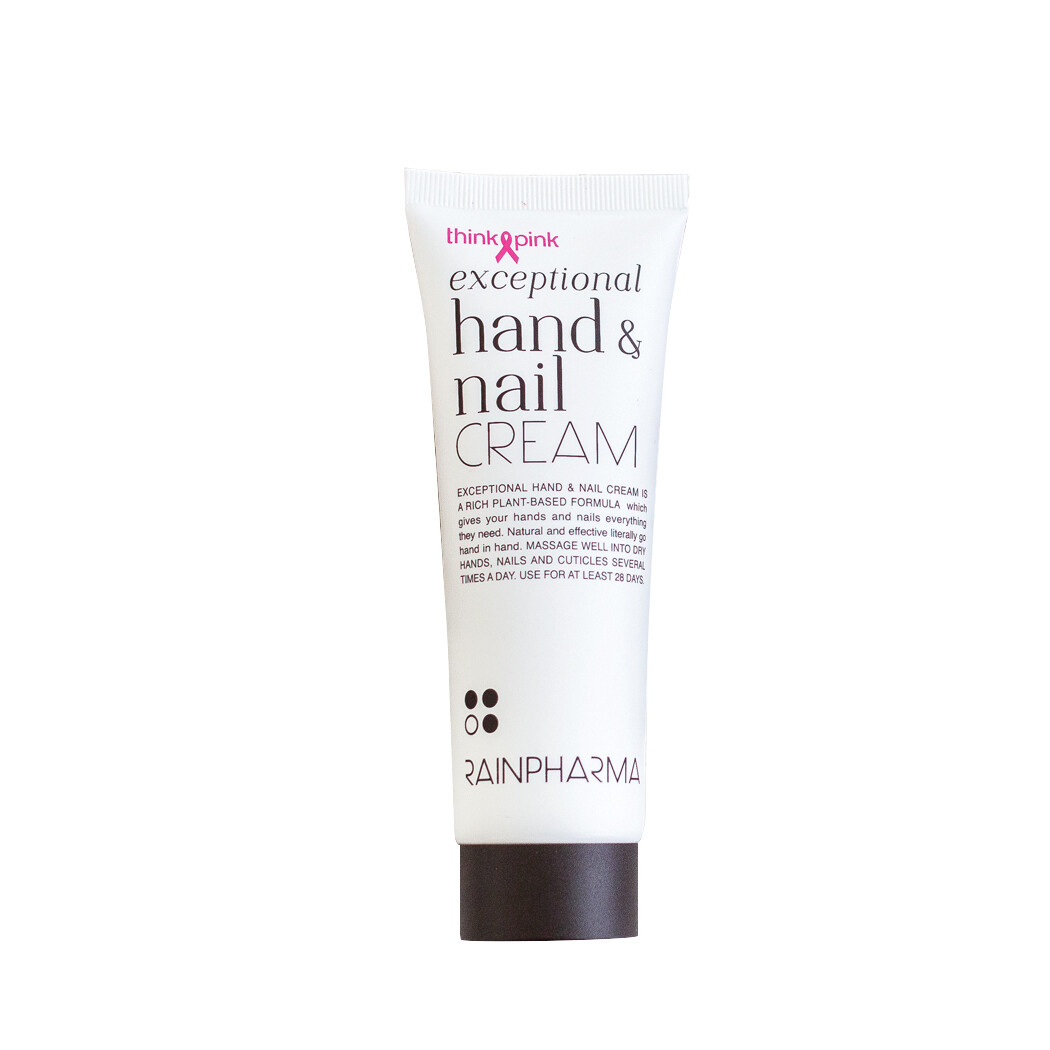 Think Pink Exceptional Hand & Nail Cream 50ml