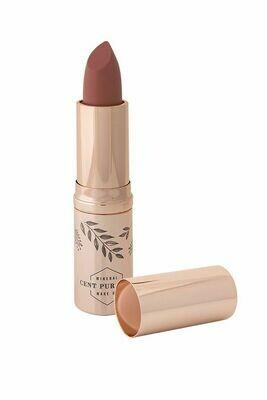 Mineral Lipstick color Crème Brûlée