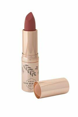 Mineral lipstick color La Vie en Rose