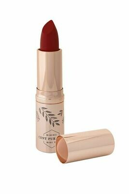 Mineral lipstick color Merlot