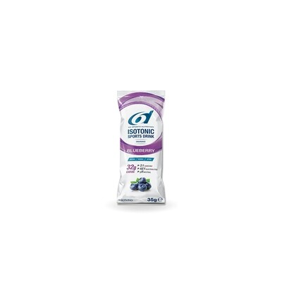 ISOTONIC SPORTS DRINK BLUEBERRY 14 X 35G UNIDOSES