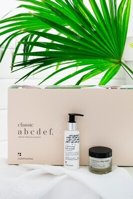 Classic abcdef 4+2 FREE