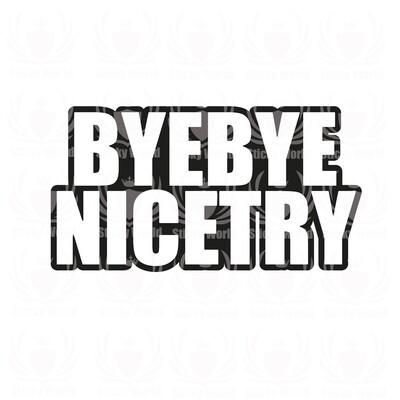 ByeBye Nice Try