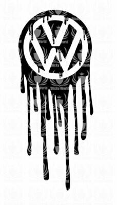 VW Logo smelt