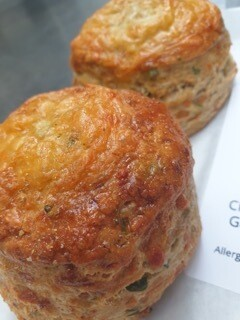 Scones - Mature Cheese  (4 in a pack)
