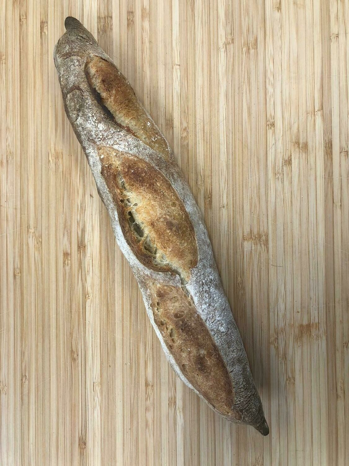 Sourdough Baguettes (4 in total)