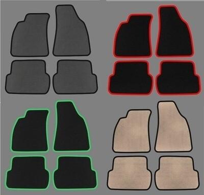 EXCLUSIVE PLÜSS 12mm vastag méretpontos autószőnyeg, bármely típushoz rendelhető. Garnitúra ára: 16890Ft