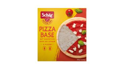 Schar Pizzabodems 2 stuks