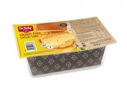 Schar Citroen Cake