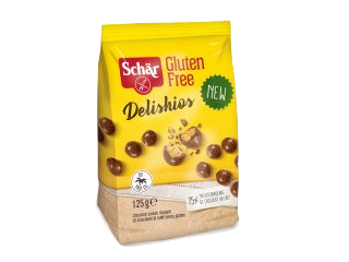 Schar Delishios Krokante Chocoladebolletjes
