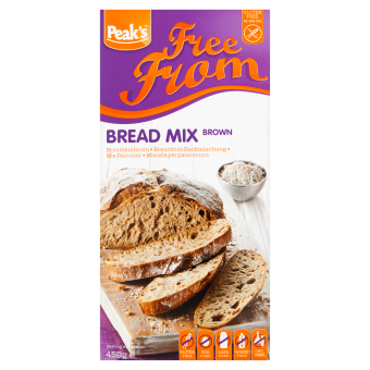 Peak's Broodmix Bruin