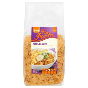 Peak's Free From Cornflakes