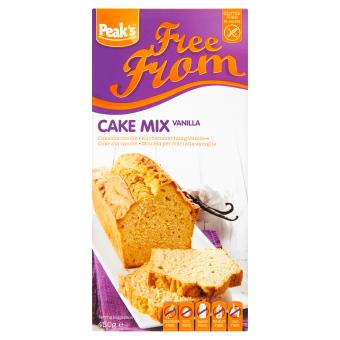 Peak's Free From Cakemix Vanille