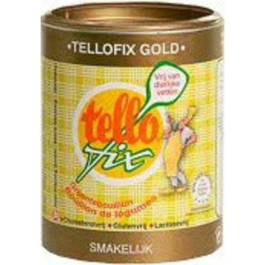 Sublimix Tellofix Gold