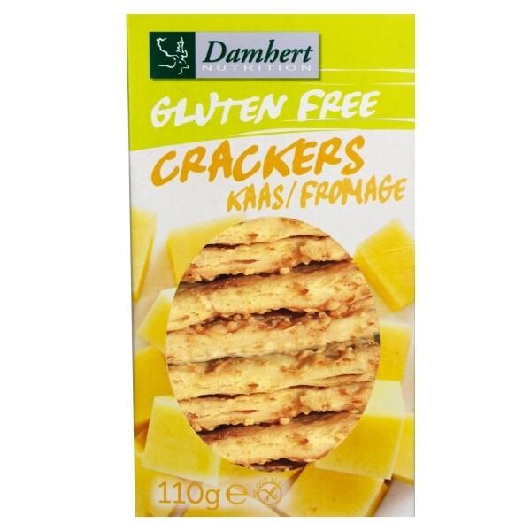 Damhert Kaas Crackers
