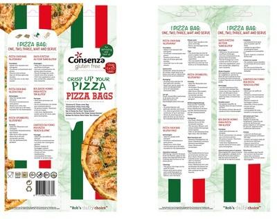 Consenza Pizza A Bag