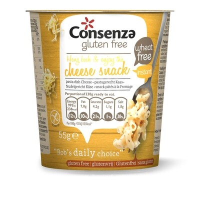 Consenza Instant Macaroni met kaas