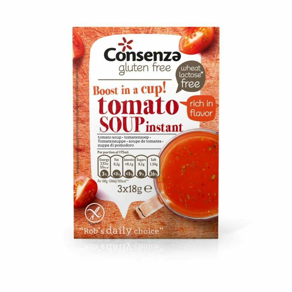 Consenza instant Tomatensoep