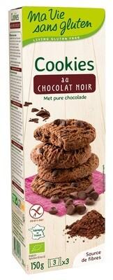 Ma vie Sans Gluten Cookies met pure chocoladestukjes