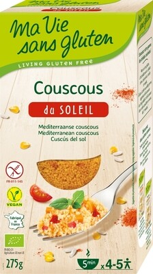 Ma Vie Sans Gluten Mediterraanse Couscous