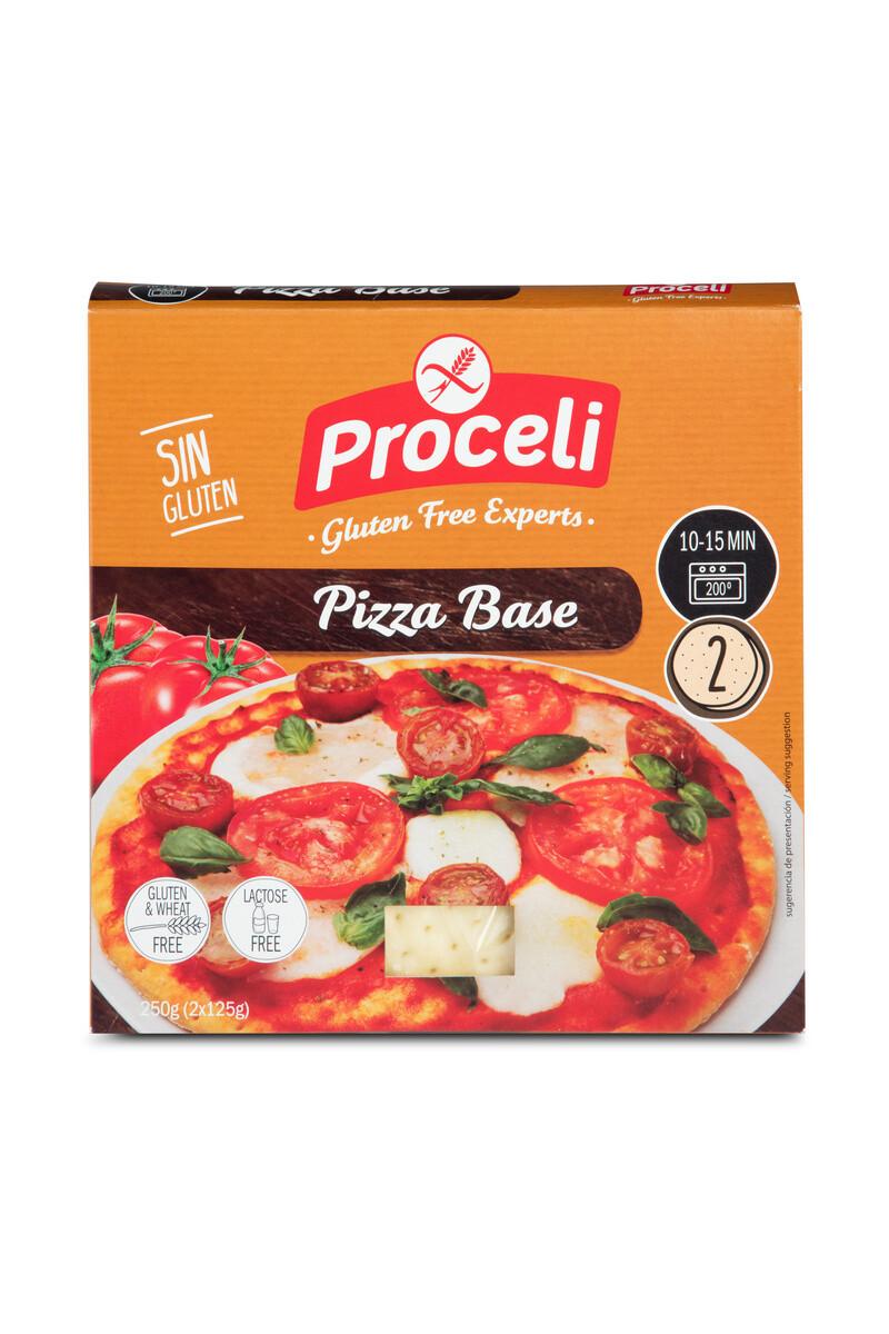 Proceli Pizzabodem 2 stuks 250 g