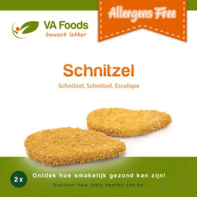 Schnitzel Va Foods (DIEPVRIES,ENKEL OP AFHALING)