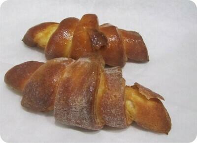 Glutenvrije Croissant ' t Pateeke( OPGELET, ENKEL AFHALING )